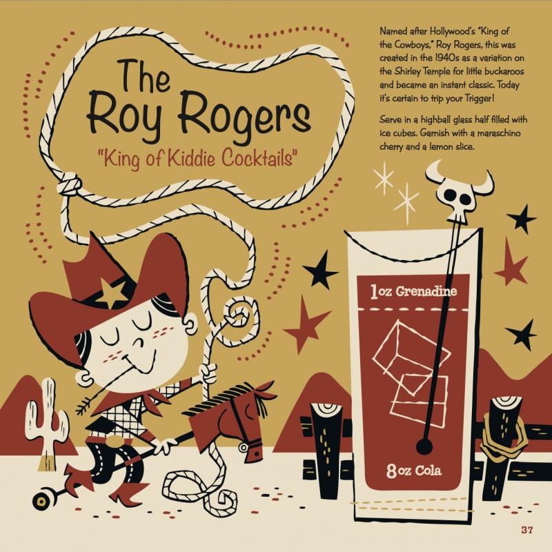 Roy Rodgers Kiddie Cocktail Recipe